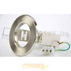 Светильник точечный Delux R-50SG хром 10008798