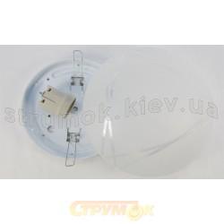 Светильник белый декоративный (00507)