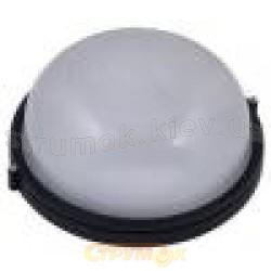 Светильник круглый HL905 60W черный ІР54