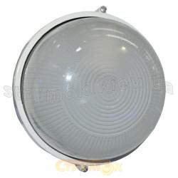 Светильник круглый HL905 60W белый ІР54