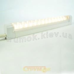 Светильник мебельный светодиодный Led 3W (270мм) 2700K Delux