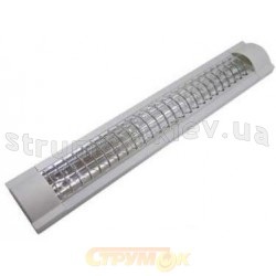 Светильник мебельный Magnum PLF 30 T8, G13 2х36W (металлическая решетка)