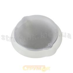 Светильник пластиковый круглый Yakut белый РА-506