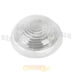 Светильник пластиковый лепесток Dolunay 1xE27 белый РА-507