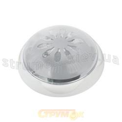 Светильник пластиковый лепесток Dolunay 2xE27 белый РА-508