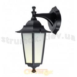 Светильник накладной Delux PALACE Е03 100W E27 черный цвет