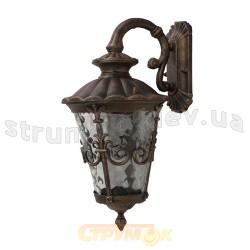 Светильник наружный Delux PALACE Е05 100W E27 черный цвет