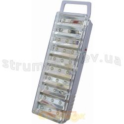 Светильник аварийный DELUX REL-400 (6V4Ah) LED 40x2500