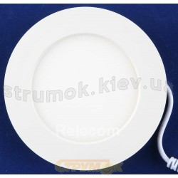 Светильник светодиодный SLIM PANEL Pure White 6W 543/1