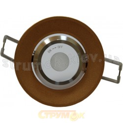 Светильник точечный HDL11144R MR11 12V серебро DELUX