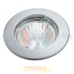 Светильник точечный DELUX HDL16001 MR16 12V хром
