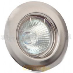 Светильник точечный DELUX HL11001 MR11 12V хром мат.