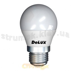 Светодиодная лампа Led Delux BL50В-48 3.5W (тепло-белая) 230V Е27 матовая