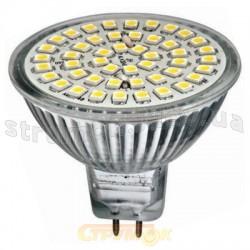 Светодиодная лампа Led Delux GU10A-48 3.2W 2700K 230V GU10
