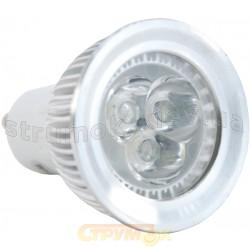 Лампа светодиодная HOROZ LED 230V 1x3W 4200K GU10