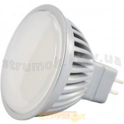 Светодиодная лампа Led Maxus MR 16 AL 7W 4100K 220V GU5.3 1-Led-358
