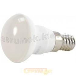 Лампа светодиодная МАХUS LED R39 CR(new) 3W 4100K 220V E14 1-LED-248