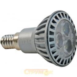 Светодиодная лампа Led Maxus 1-Led-224 R50 3x1 3,5W 6500K 220V E14