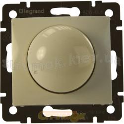 Светорегулятор поворотный 100-1000Вт Legrand Valena 774160 слоновая кость