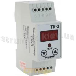 Терморегулятор ТК-3 Украина