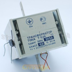 Трансформатор тока Т-0,66 20/5
