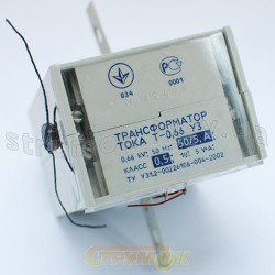 Трансформатор тока Т-0,66 50/5