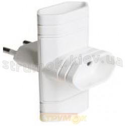 Тройник с заземлением термопластик SOLERA 21.0019:55860В/1