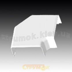 Угол прямой для короба LHD 25x15