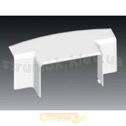 Угол Т-образный (тройник) PK 90X55 D HB 8404 Копос Чехия белый 8595057688094 для пластикового кабельного канала