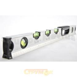 Уровень алюминиевый PROLINE 800 мм