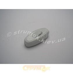 Выключатель для бра белый LUXEL 1007