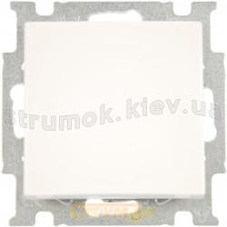 Заглушка ABB Basic 55 2538-94-507 белый цвет