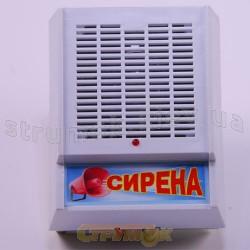Звонок электрический Сирена двухтональная мелодия СП 1103