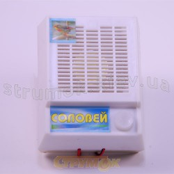 Звонок электрический Соловей птичья песня СП 1102-Р(С)