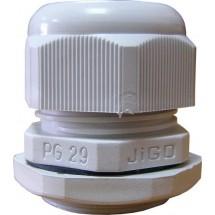 Сальник гермоввод с контрогайкой РG 29 Укрем Аско