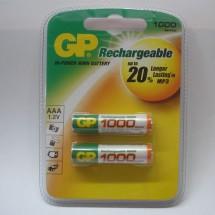 Аккумулятор GP 1000ААА-U2