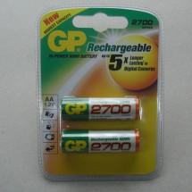 Аккумулятор GP 270AAHC-U2 AA R6 2700mAh