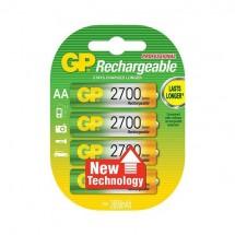 Аккумулятор GP 270AAHC-UС2 NIMN AA, R06 2700mAh