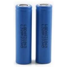 Аккумулятор Энергия 18650 Li-ion 2600mA 0.2C