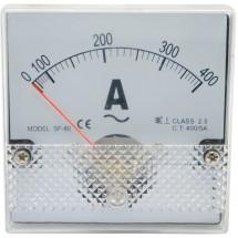 Амперметр АС 400/5 80х80