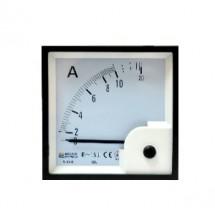 Амперметр прямого включения АС 10А 72х72 А-72-6 A0190010060 Укрем Аско