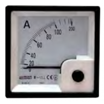 АС Амперметр АСКО прямого включения 60А 96х96 модель А-96-6
