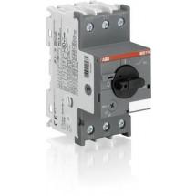 Автомат защиты двигателя MS 116-1.0 ABB 1SAM250000R1005