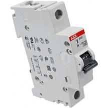 Автоматический выключатель ABB S201 C 10А 6кА 1-полюсный 2CDS251001R0104