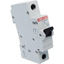 Автоматический выключатель ABB SH201 B 10А 6kA 2CDS211001R0105 1-полюсный