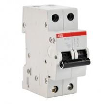 Автоматический выключатель ABB SН202 B 20А 6кА 2-полюсный 2CDS212001R0205