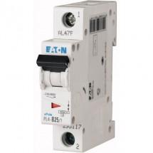 Автоматический выключатель Eaton (Moeller) PL-4 C-50A 4,5кА 293129 1-полюсный