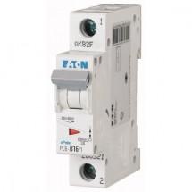 Автоматический выключатель Eaton (Moeller) PL-6 В-16A 286521 1-полюсный
