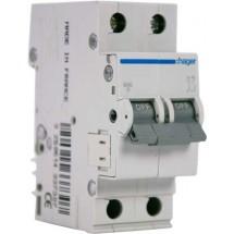 Автоматический выключатель Hager Ін=25 А В 6кА МВ225А 2-полюсный