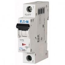Автоматический выключатель PL-4 1-полюсный C-25A 4,5кА 293126 Eaton (Moeller)